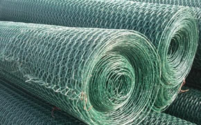 Hexagonal gabion Wire Netting